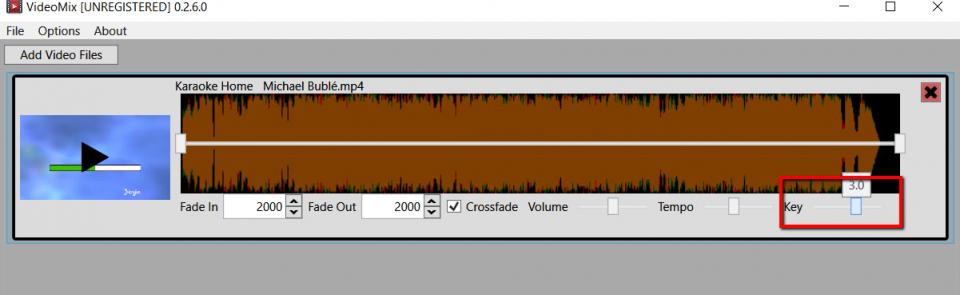 Come cambiare e salvare tonalità video?